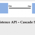 Cascade JPA içerisinde stratejileri objeler arasındaki persist operasyonların birlikte davranışlarını belirler. Bunun anlamı bağlı olduğunuz nesnenin aynı persist operasyonundan geçip geçmemesidir.   Buna göre Customer ve CustomerDetail arasında OneToOne […]